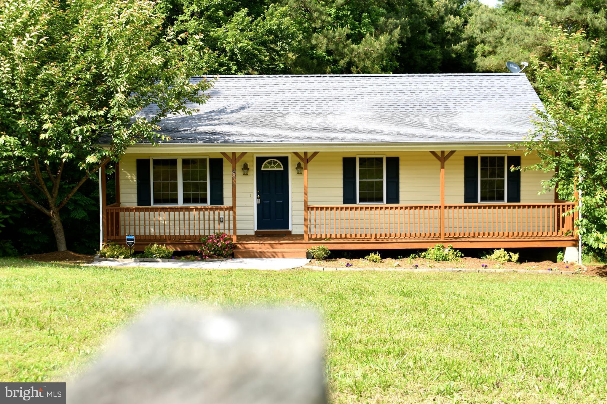 471 CHURCH HILL, TAPPAHANNOCK, VA 22560