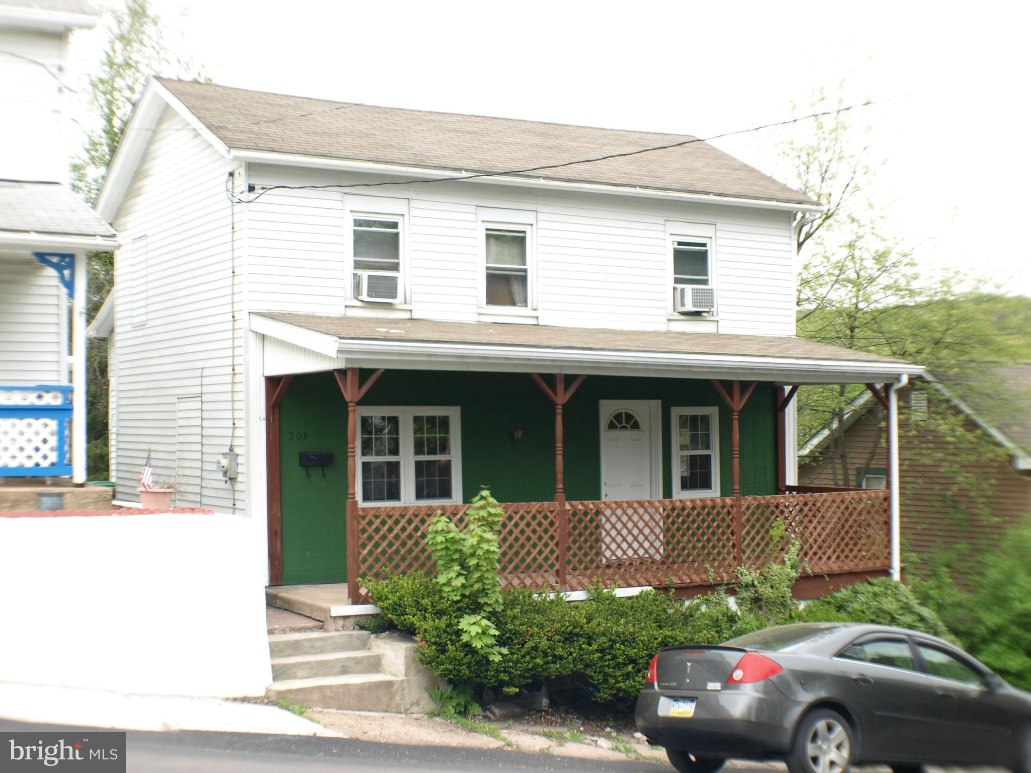209 SUSQUEHANNA STREET, WHITE HAVEN, PA 18661