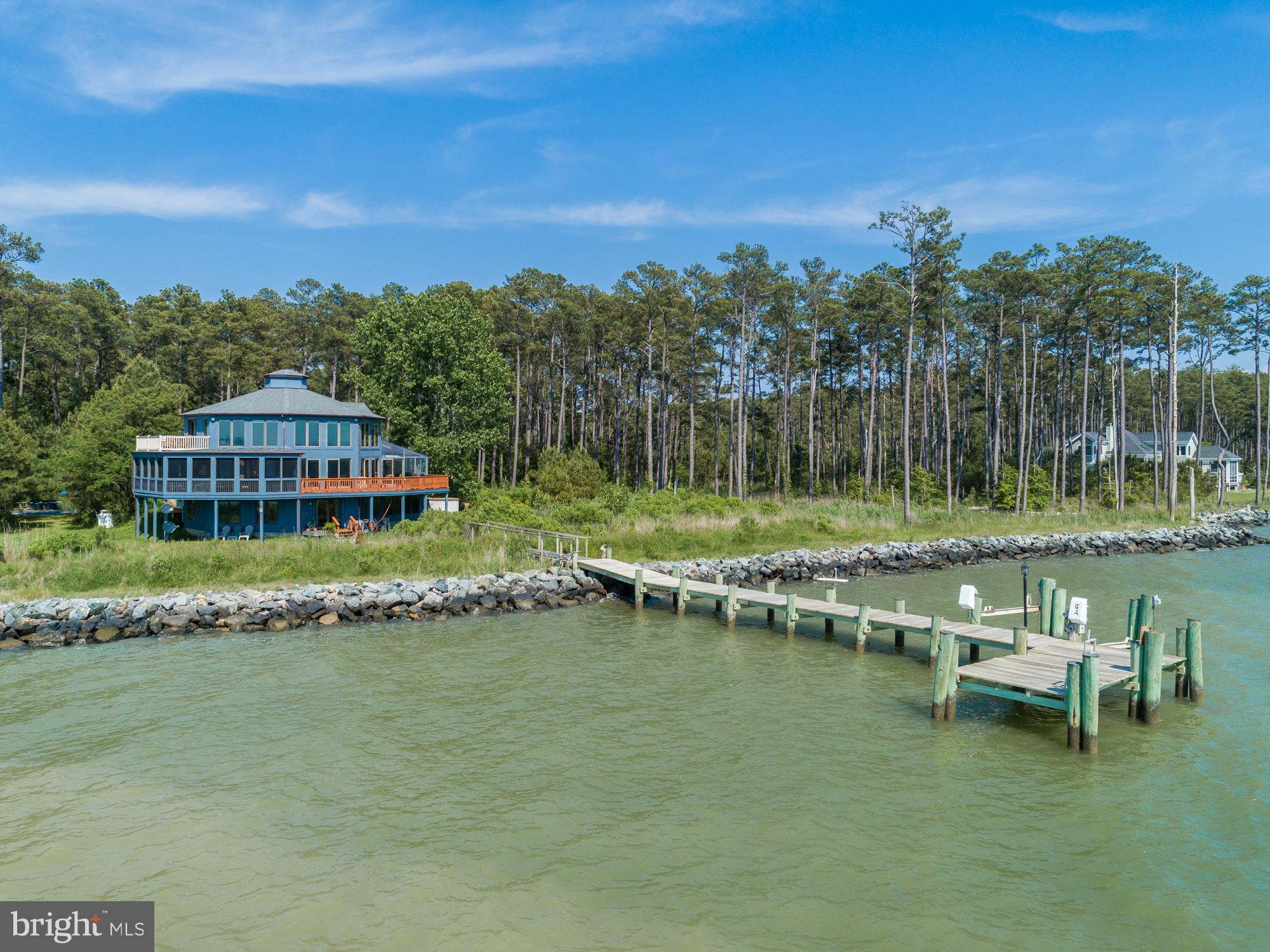 3962 PUNCH ISLAND ROAD, TAYLORS ISLAND, MD 21669