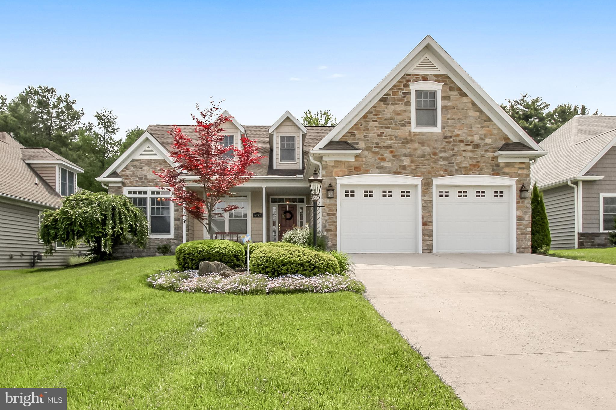 6897 OLD COURSE ROAD, FAYETTEVILLE, PA 17222