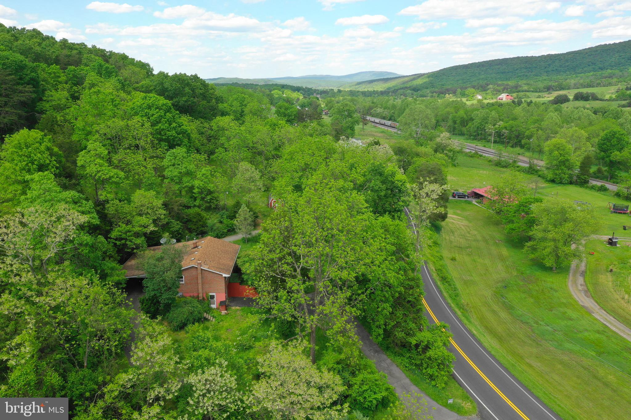 5099 GREENSPRING VALLEY ROAD, GREEN SPRING, WV 26722