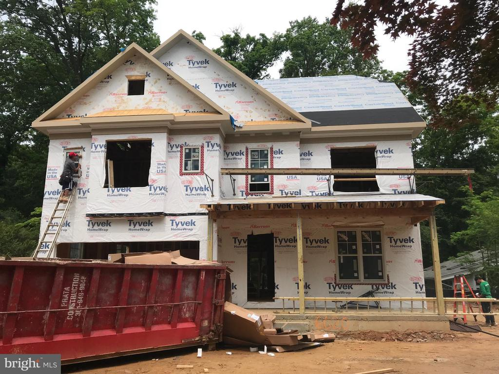 Custom home to be built by award winning builder Carter, Inc in Massachusetts Avenue Forest! Rarely available massive 13,741 sq. ft. lot! Please contact Listing Agent for more details and how to                   customize. Estimated completion September 2019