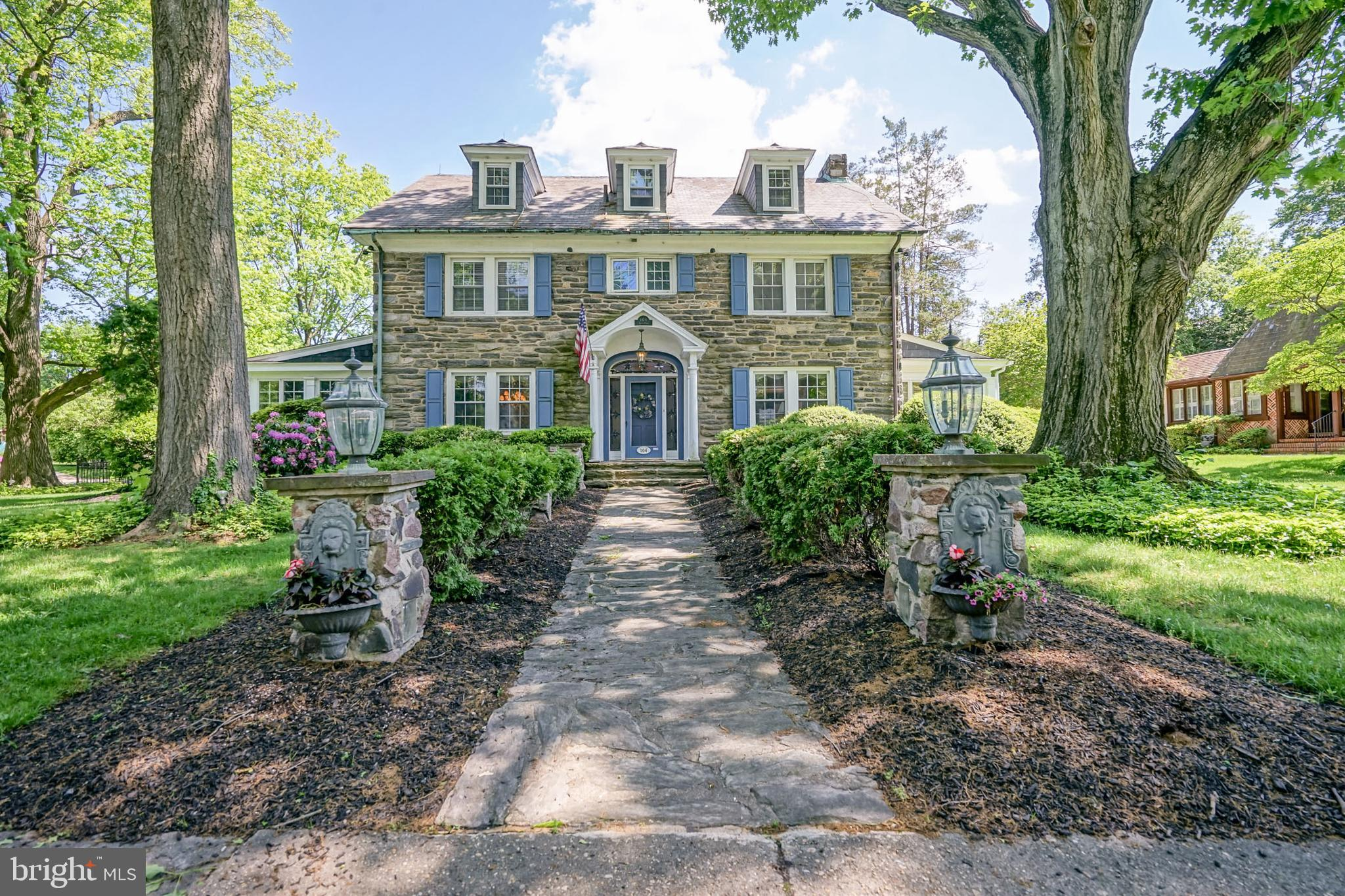 104 TREATY ELM LANE, HADDONFIELD, NJ 08033