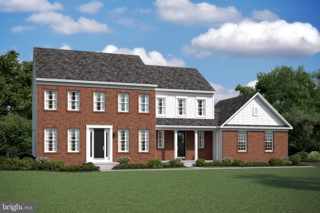 One of Fauquier County 4 Bedroom Homes for Sale at 01  TROTTERS RIDGE PLACE