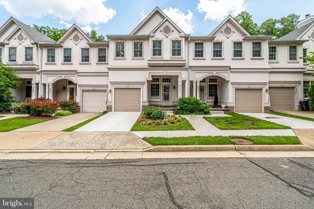 2011  MAGARITY COURT, one of homes for sale in Falls Church