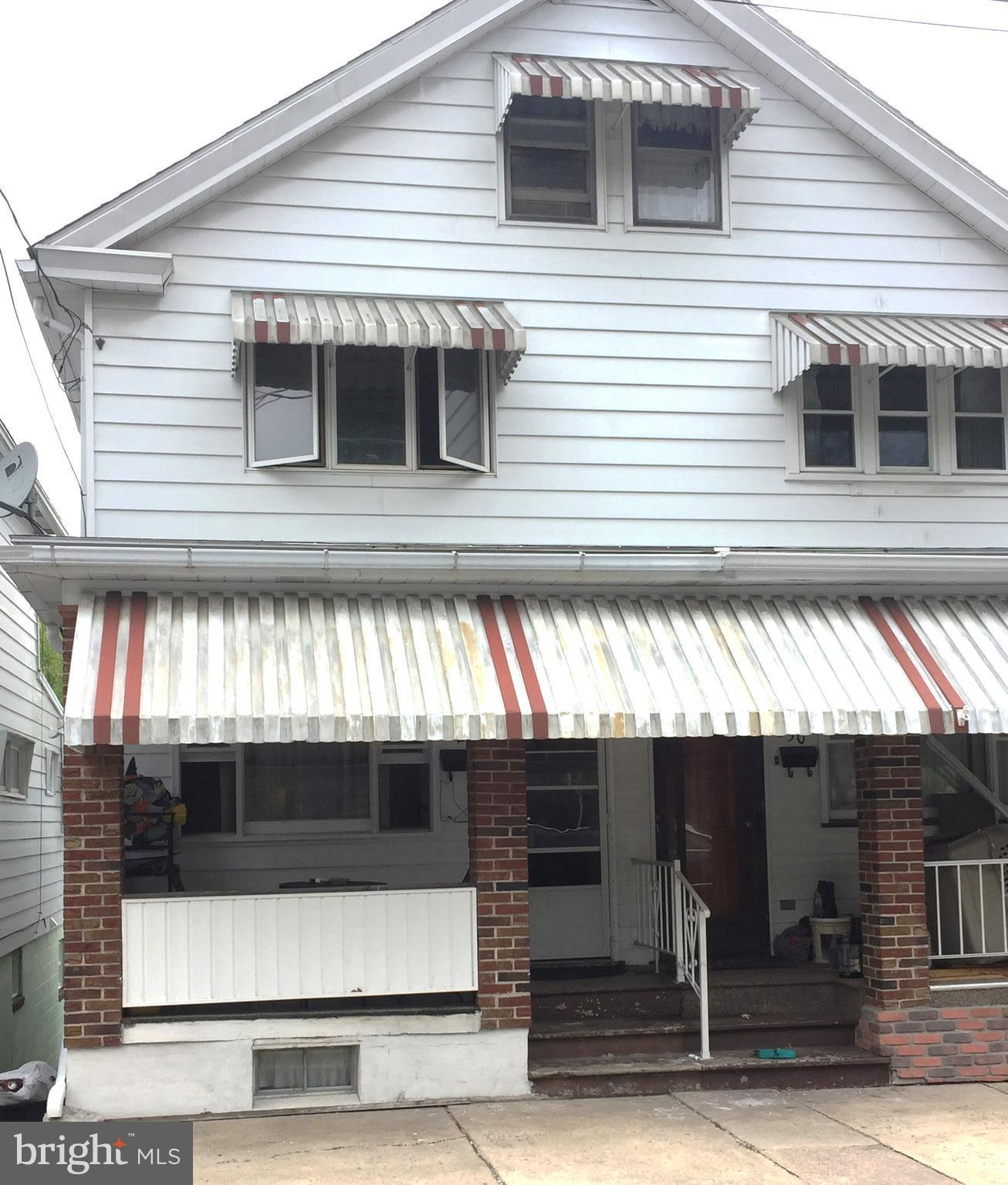 328 E FELL STREET, SUMMIT HILL, PA 18250