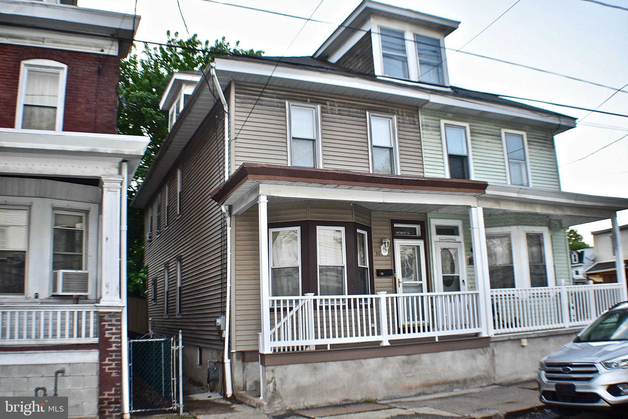 23 COAL STREET, PORT CARBON, PA 17965