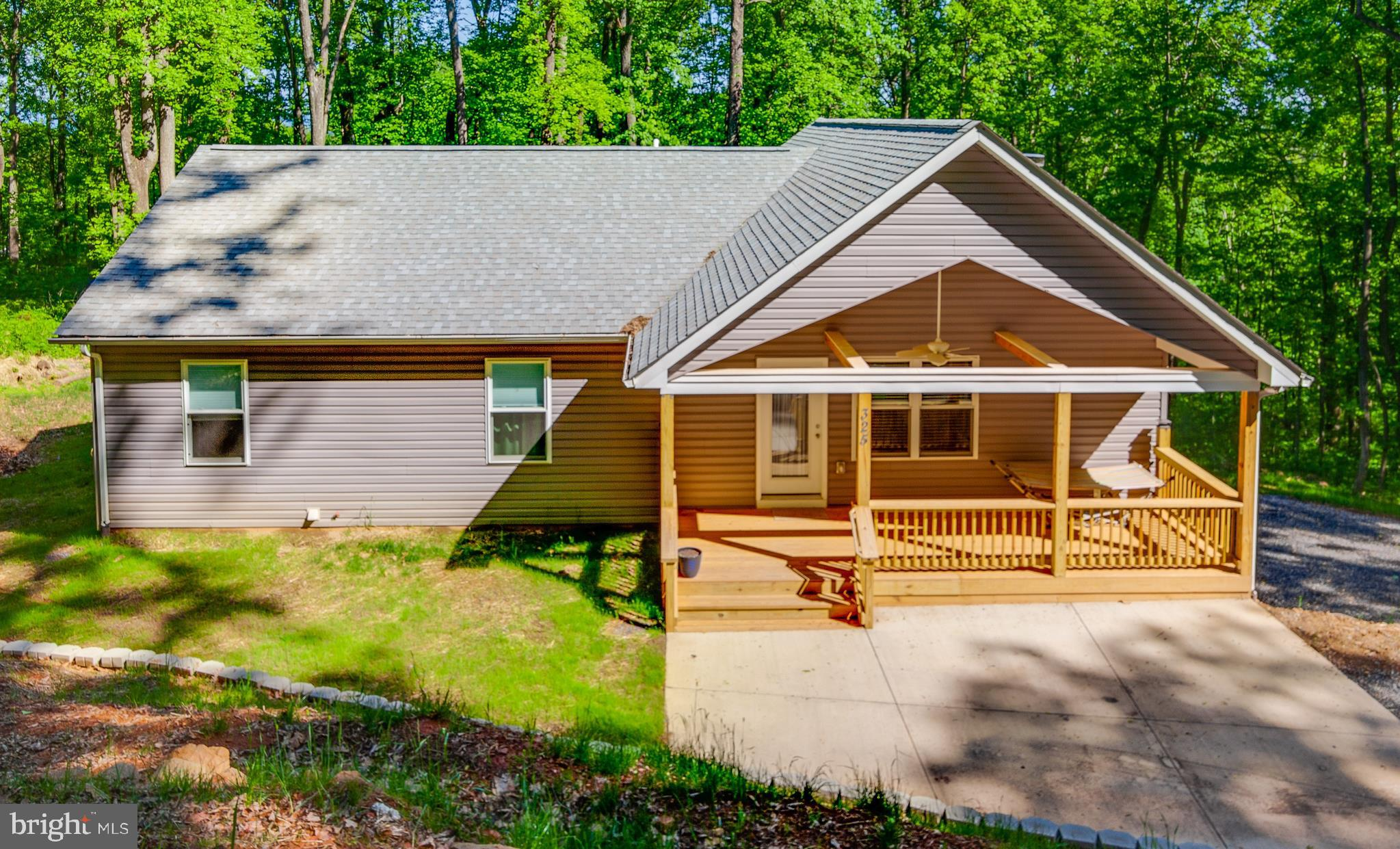 325 BLUE SKY ROAD, LINDEN, VA 22642
