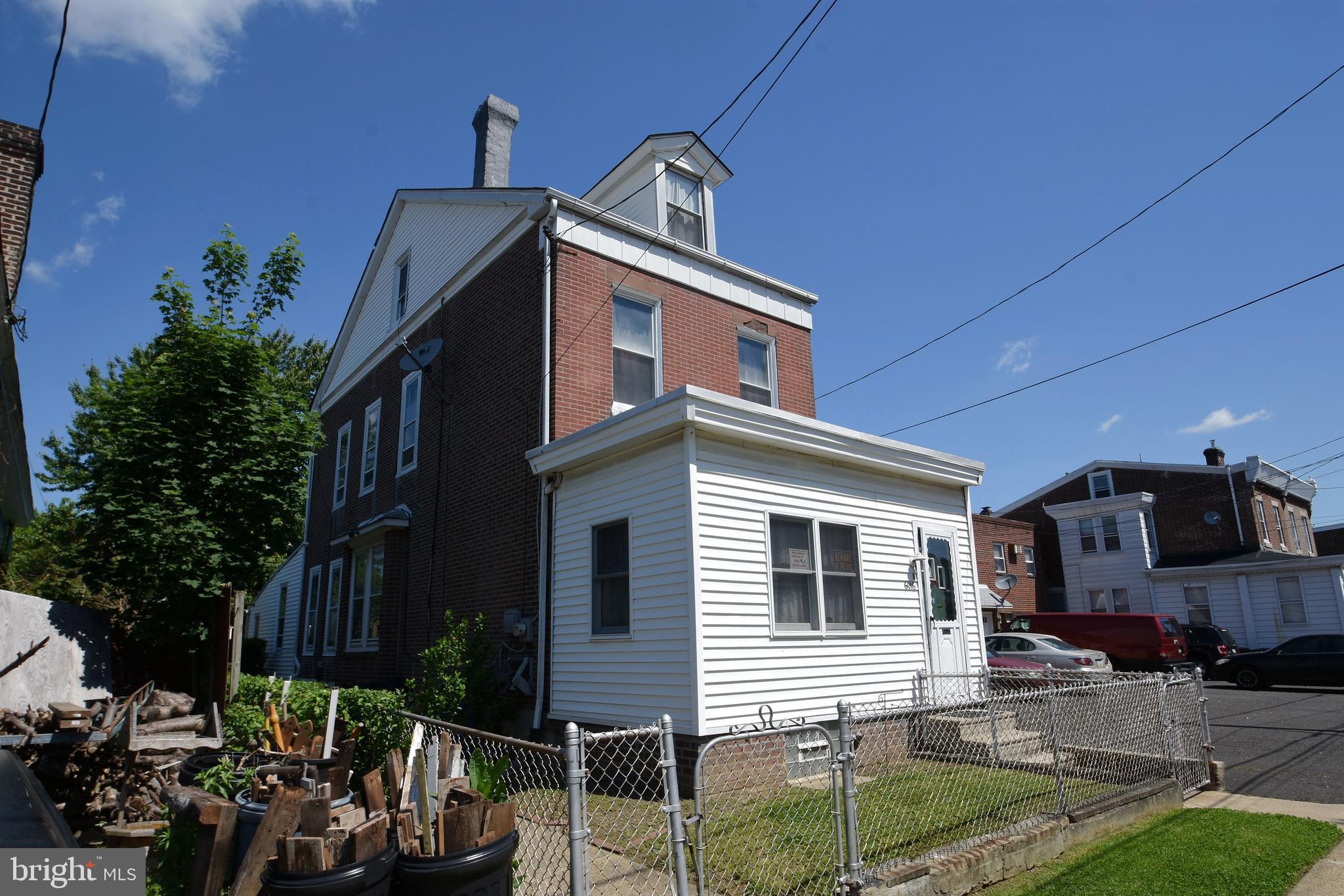 6016 HEGERMAN STREET, PHILADELPHIA, PA 19135