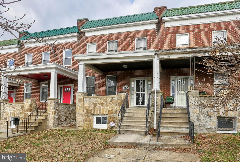 2402 Calverton Heights Baltimore MD 21216