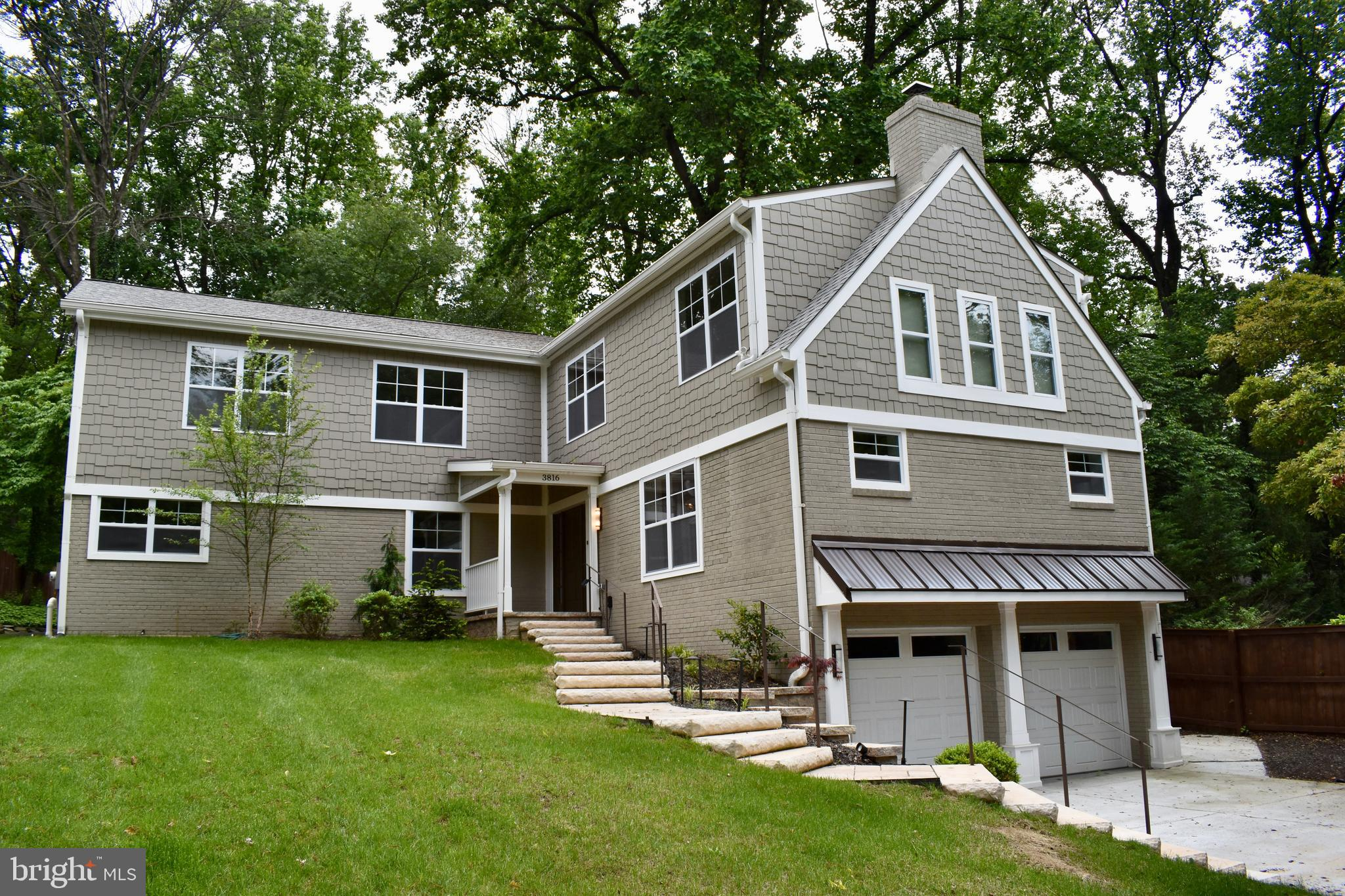 3816 INVERNESS DRIVE, CHEVY CHASE, MD 20815