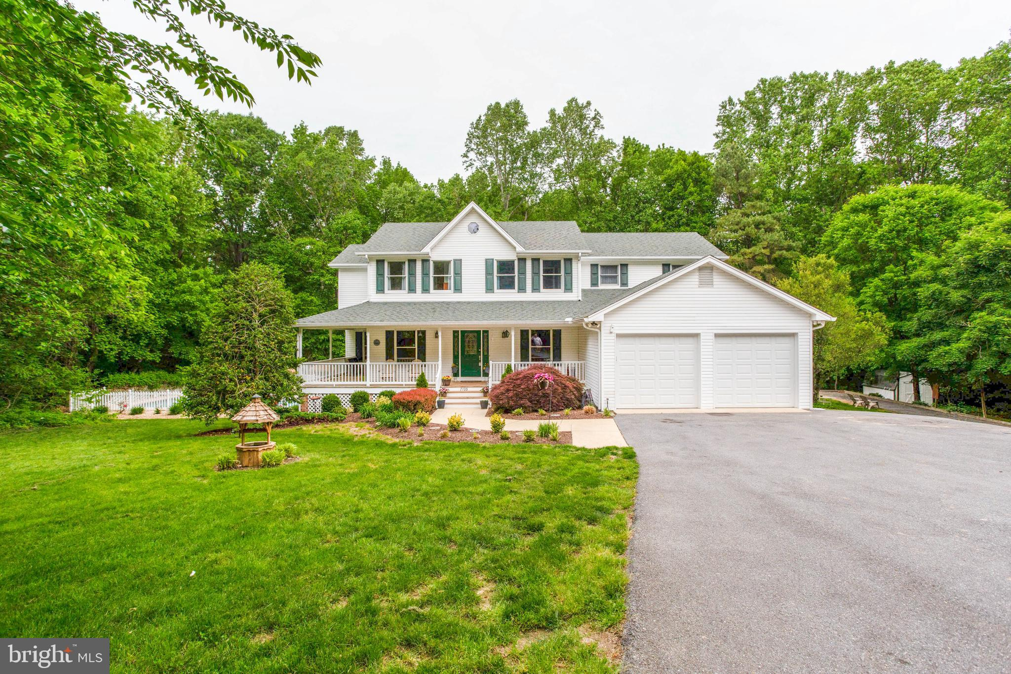 7135 BLUEGRASS WAY, OWINGS, MD 20736