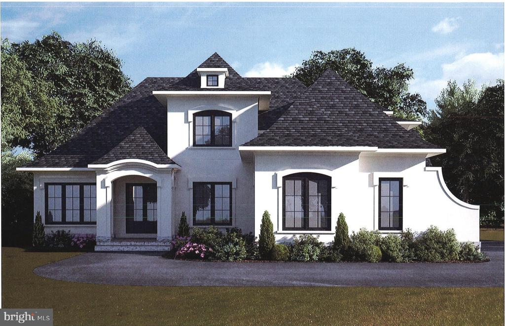 Construction is Underway on this Beautiful Lot in the Town of Vienna!  Minutes to Westwood Country Club.  Spacious Main Floor Master and Optional Elevator is available.  Large Lot has private Backyard surrounded by mature landscaping.  Still time to select some finishes.