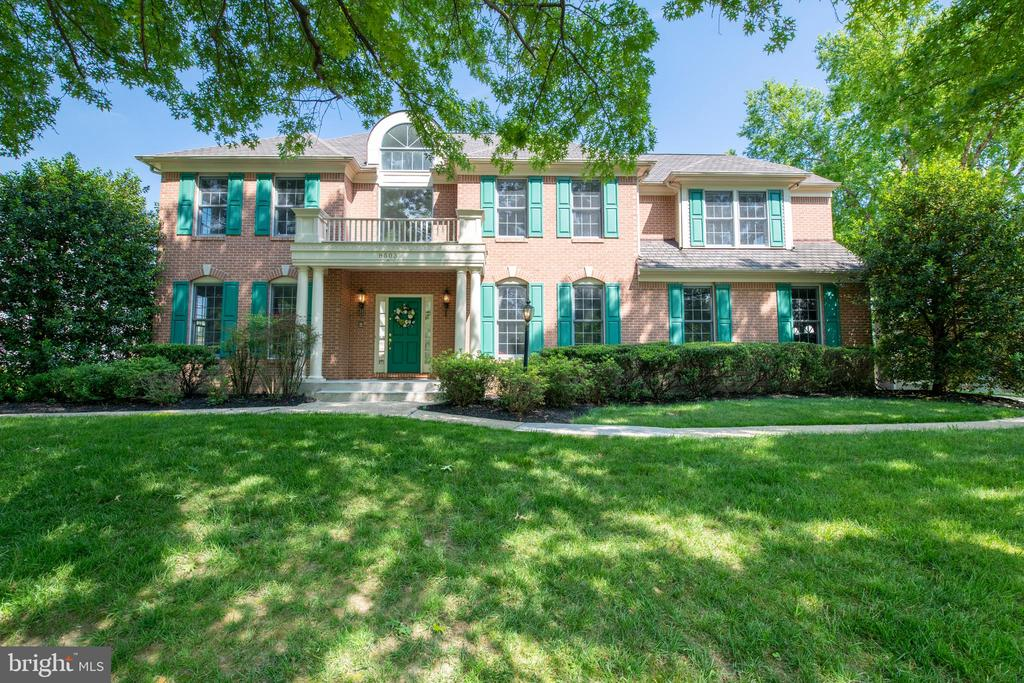 This former model home is located in Seminary Overlook, which is a highly sought-after community with ideally convenient access to I-83, I-695, the York Road corridor, Towson, and Baltimore City. This wonderful home offers a large fenced lot with excellent views to the rear and front, a rear deck and yard space for a sport court or pool, an underground sprinkler system with timers, and an east/west orientation which brings ample sunlight into the home throughout the year through the home's many windows.  The two-car garage is side entry, and the exposed aggregate driveway has been expanded to accommodate an additional three cars.  Due to the extensive green space across the street from this home, abundant safe street parking is available to accommodate large parties without impacting neighbors. As a former model home, this home features extra square footage promoted by the builder, including 5 bedrooms, 4.5 bathrooms, and one of the few expanded family rooms in the community, allowing ample room to hang out or entertain guests. Features and updates in the home include a large open foyer with a grand curved staircase, updated roof, tray ceiling in the large master bedroom, large master bathroom, a brick wood burning fireplace in the family room, a private office with French doors, a bay window in the dining room, a full-size lower level with a wet bar and abundant storage space, updated HVAC systems with electronic air filters, updated water heater, and upgraded sump pump system with battery backup. Open Wednesday, May 22nd, 12 - 2