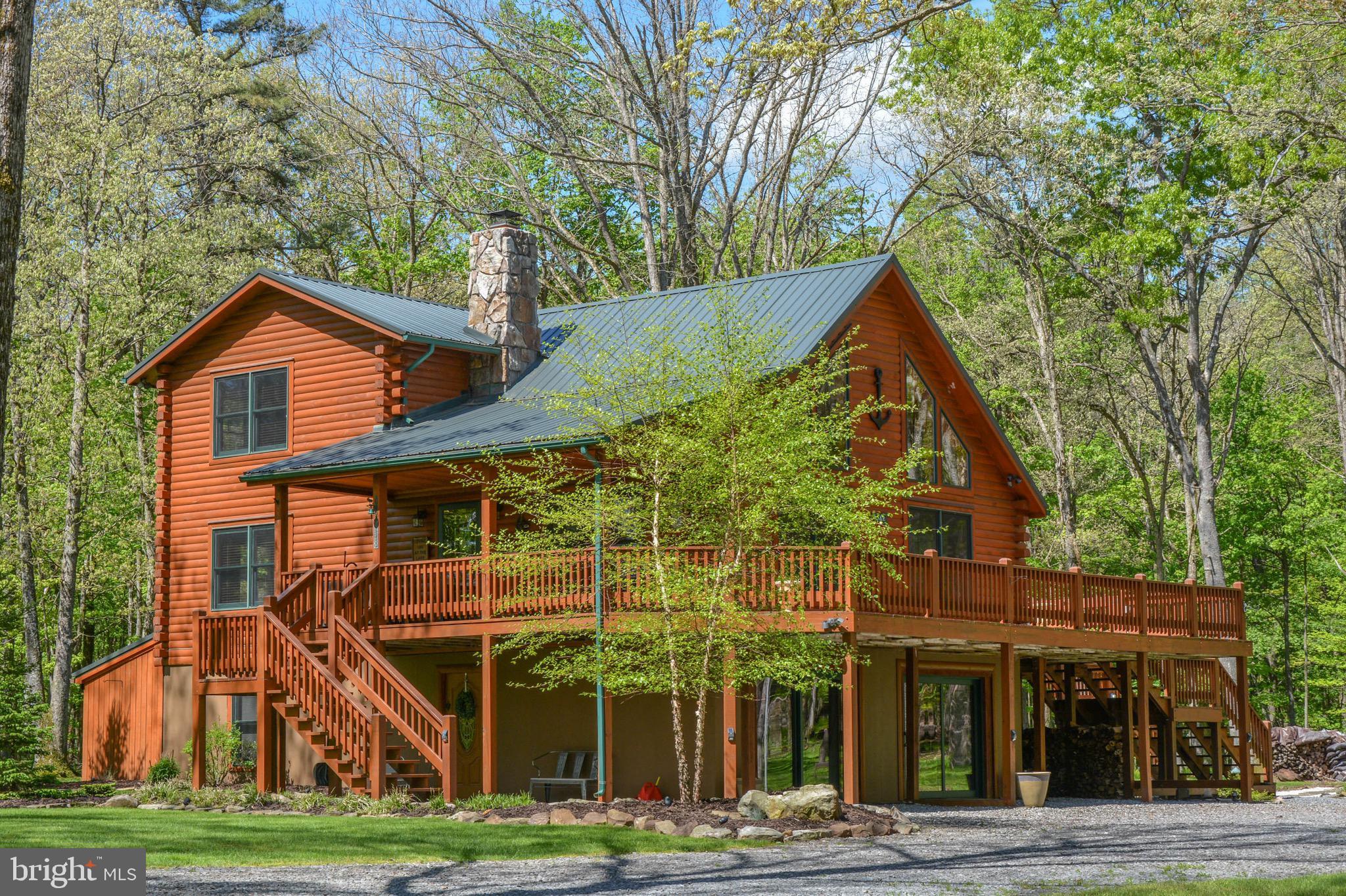 Log Homes & Cabins For Sale | Deep Creek Lake Homes For Sale
