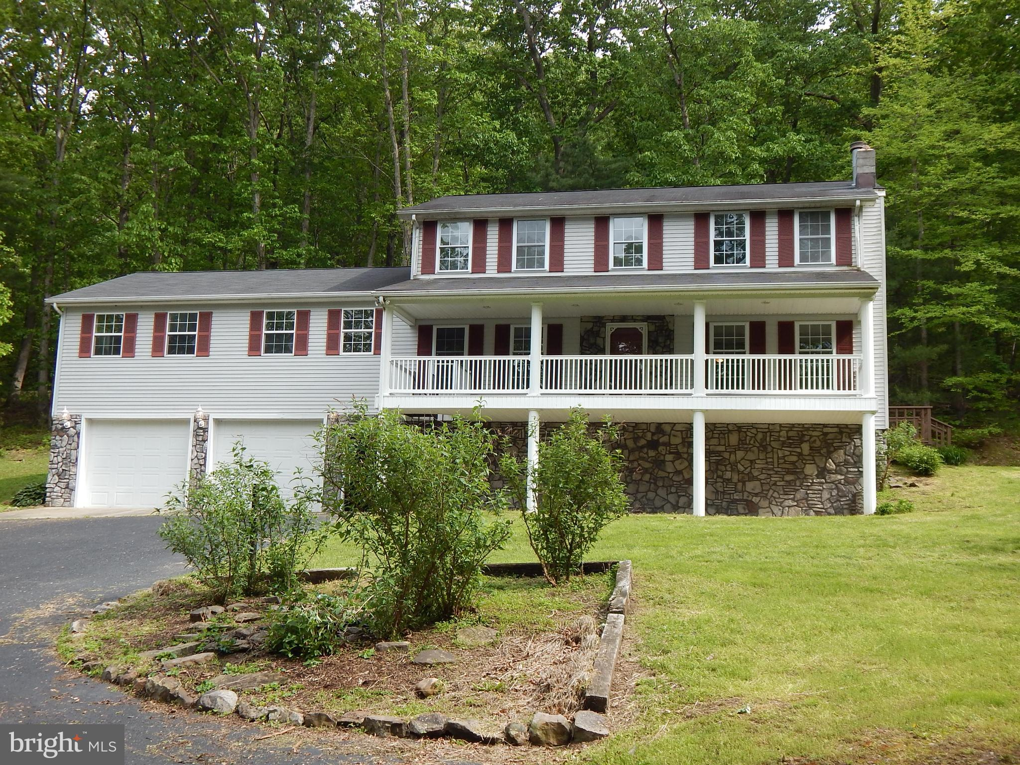 367 RAVEN ROCKS ROAD, GREEN SPRING, WV 26722