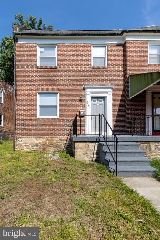 Gorgeously renovated home has gleaming hardwood floors and new carpet. The appliances and fixtures are a touch above. Oh yes, it is located a stone~s throw to Coppin State University and Mondawmin Mall. This quiet and tranquil neighborhood is near everything but the serenity of suburban life. Make this your ~Home Sweet Home~