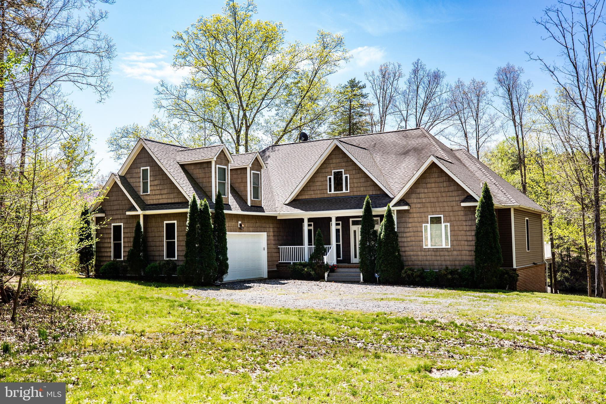 161 ROSE CIRCLE, BUMPASS, VA 23024