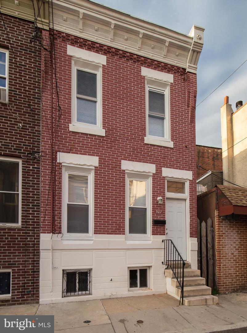 507 Gerritt Street Philadelphia, PA 19147