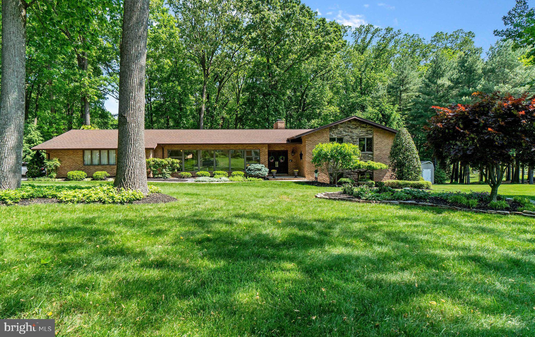 9818 FOX HILL ROAD, PERRY HALL, MD 21128