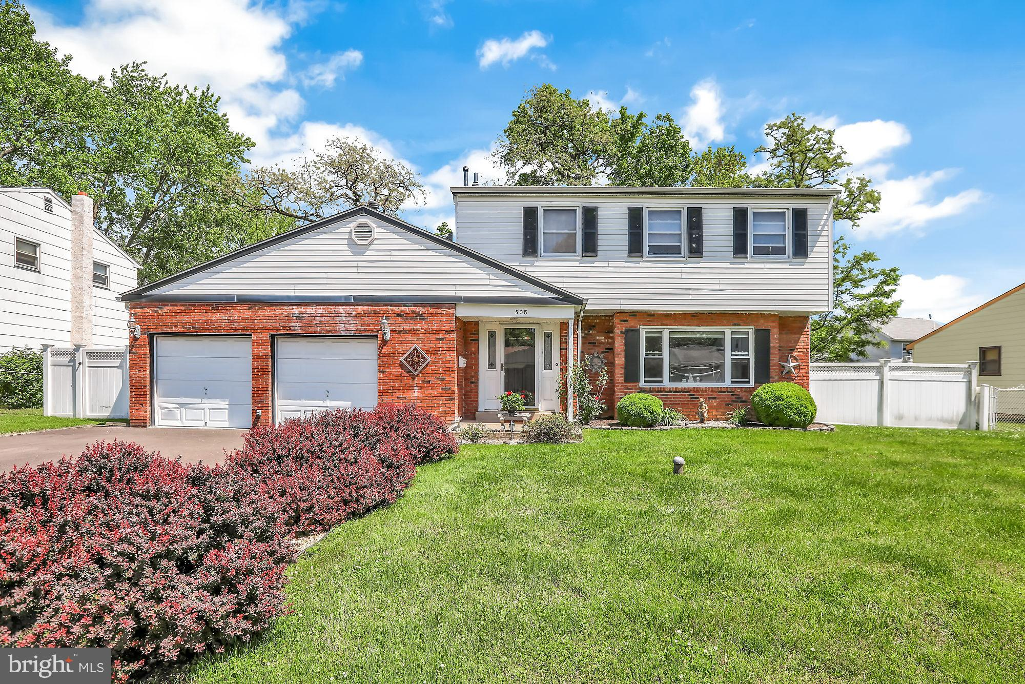 508 CASSINGHAM ROAD, FAIRLESS HILLS, PA 19030