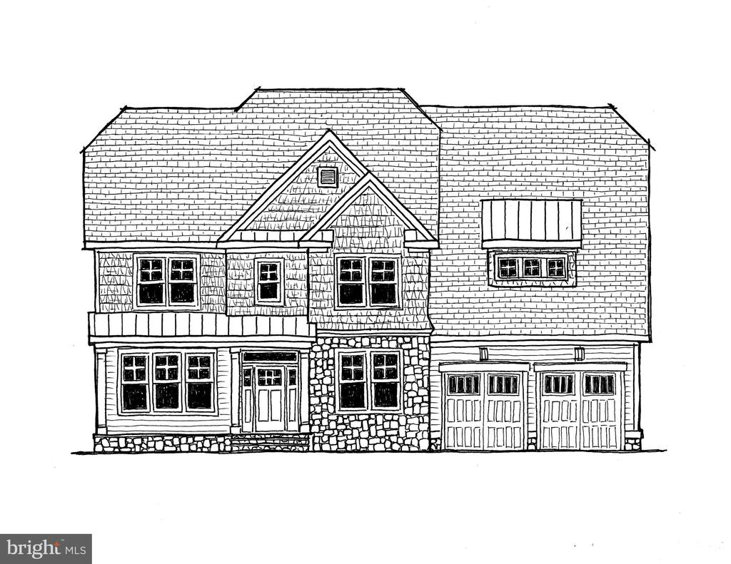 New 7BR/6.5BA Patrick plan to be built by Focal Point Homes. July/August 2019 completion. Cul-de-sac lot. Walk to Haycock Elem. High level of standard features like hardwood throughout the 1st & 2nd floors, coffered & tray ceilings, upscale wainscoting, etc... Finished rec rm, BR, & BA in bsmt. Still time to select options. Photos are of similar home elsewhere. Contact builder for more info.