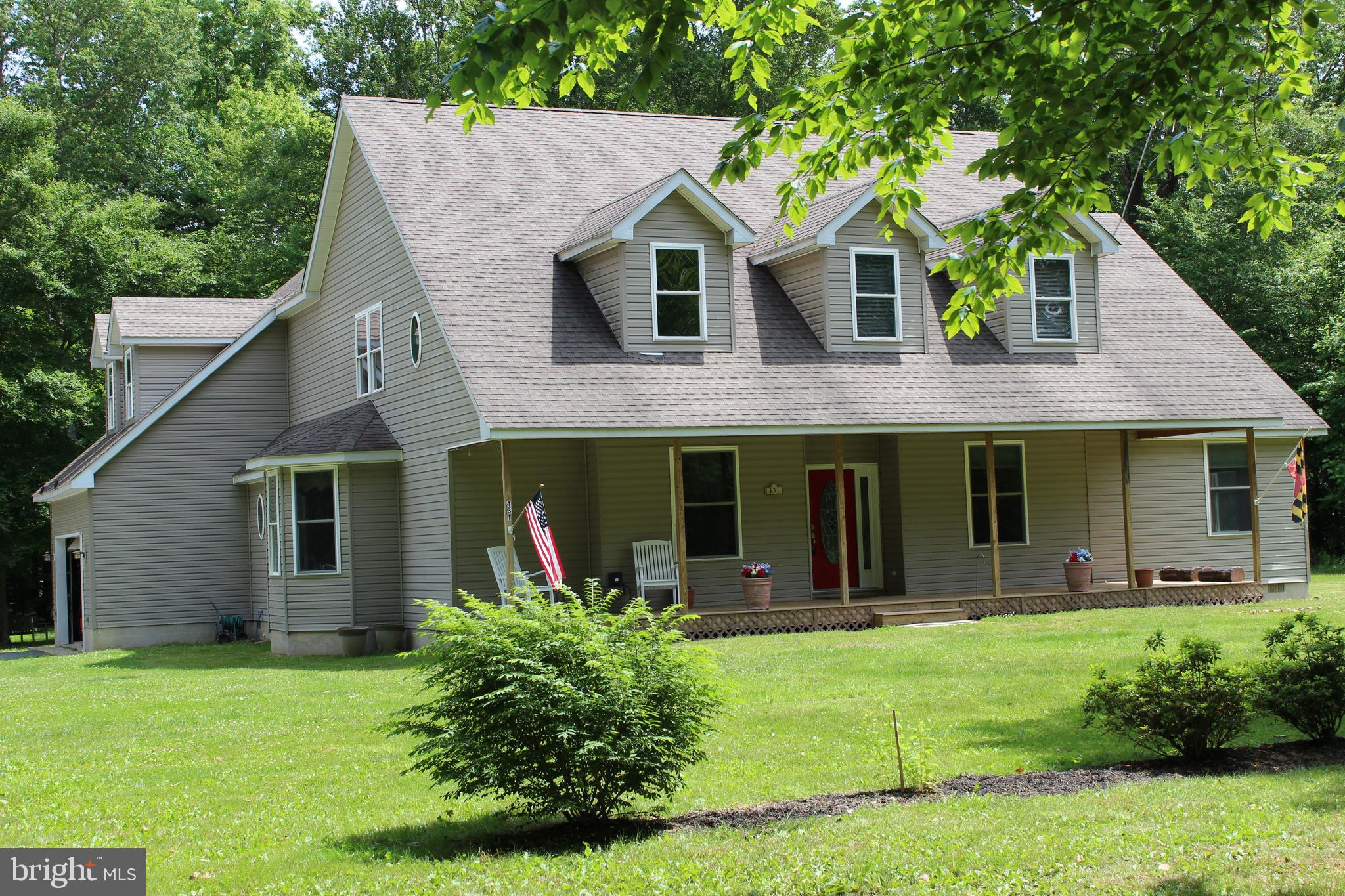 431 HALL ROAD, SUDLERSVILLE, MD 21668
