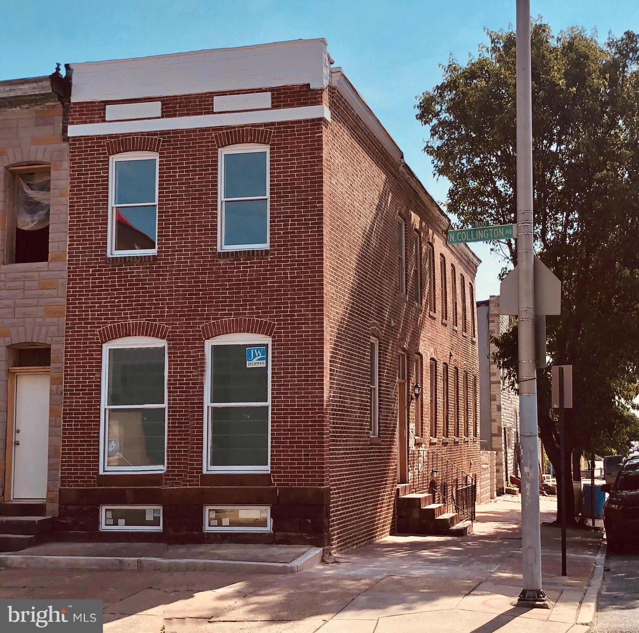 2200 E MADISON STREET, BALTIMORE, MD 21205