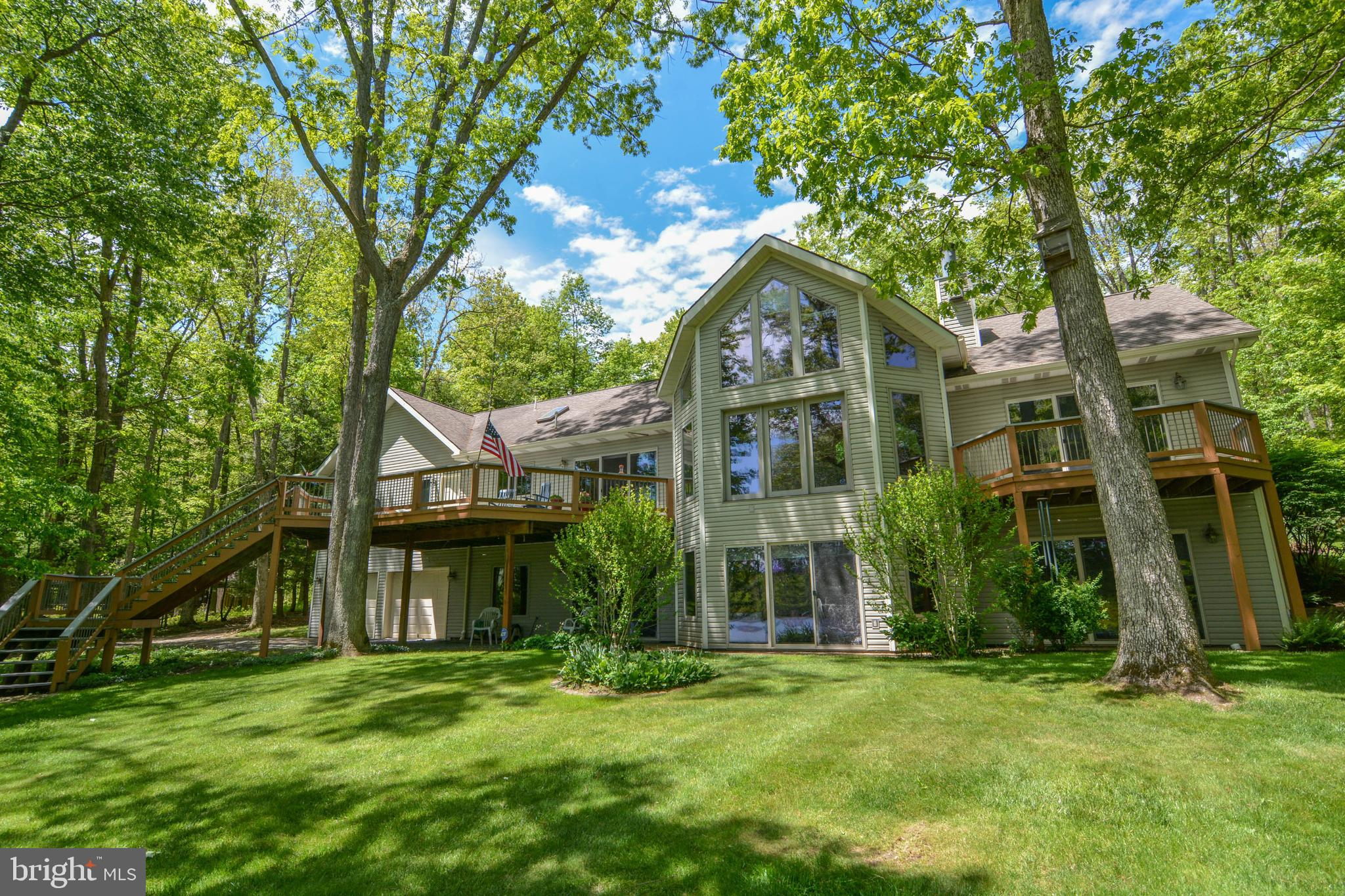 Deep Creek Lakefront Homes For Sale | Waterfront Homes For Sale