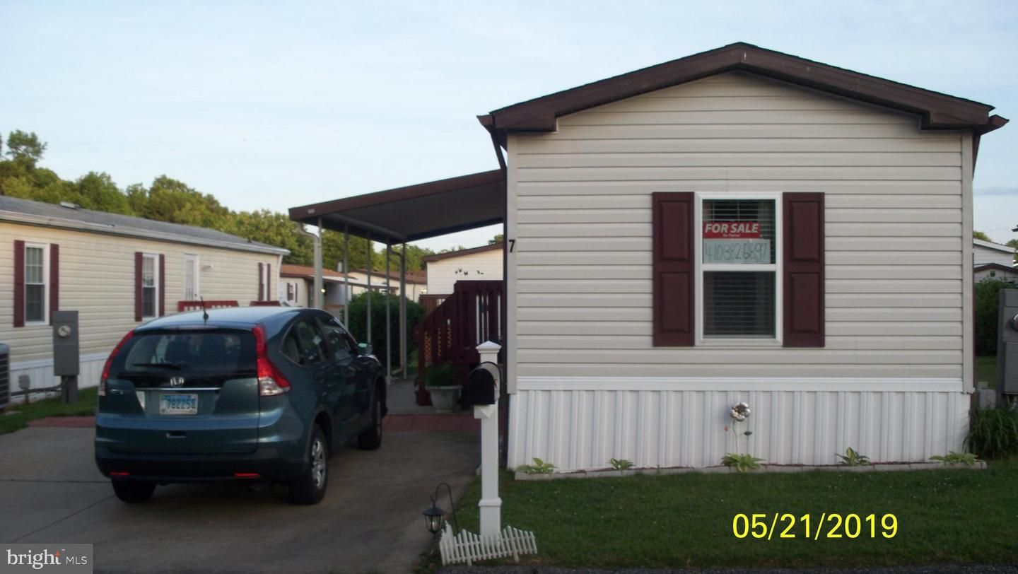 7 Mango Trail, Baltimore, MD Mobile Home Property Listing