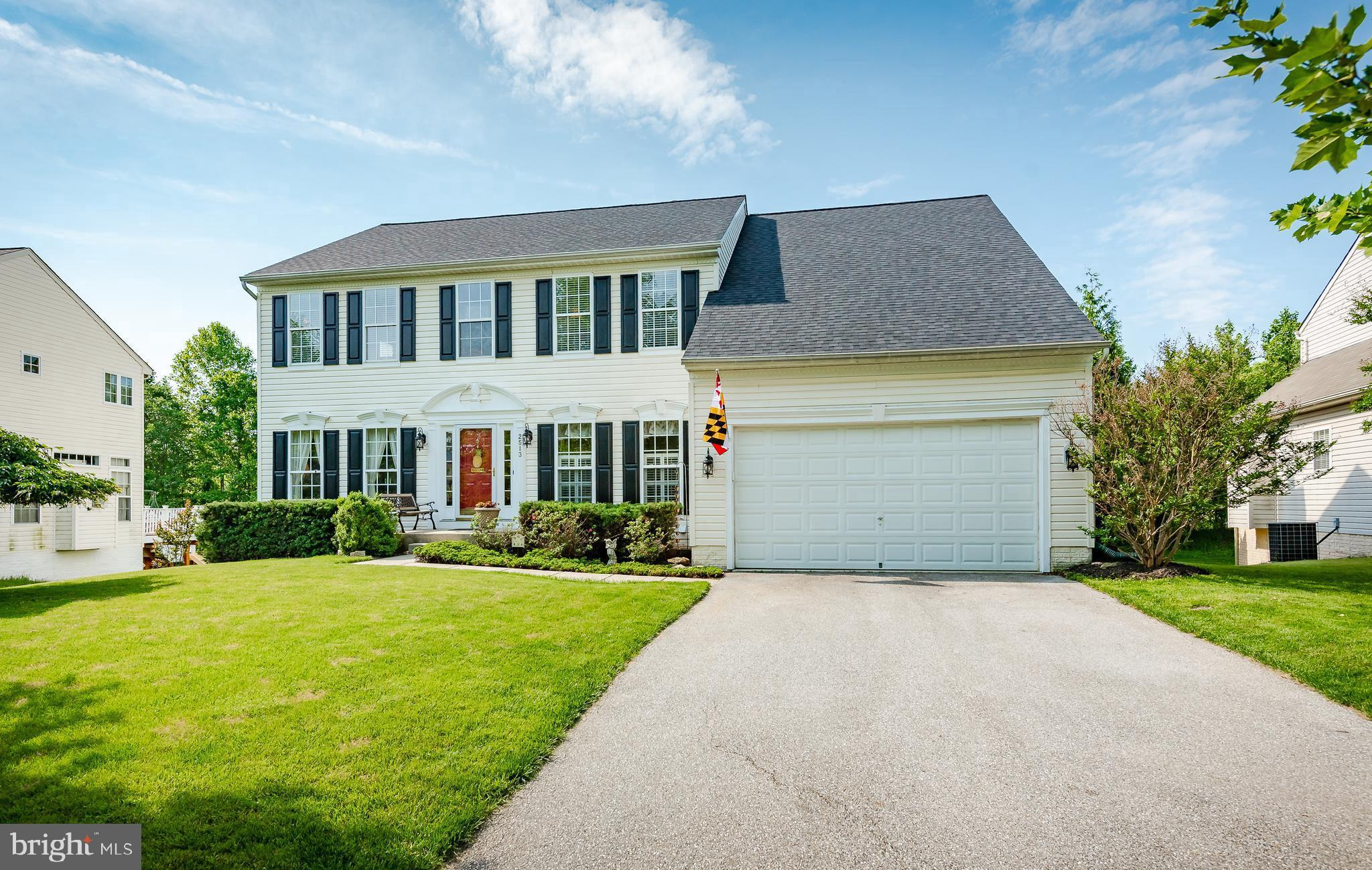 2513 HOLLY SPRINGS COURT, ELLICOTT CITY, MD 21043