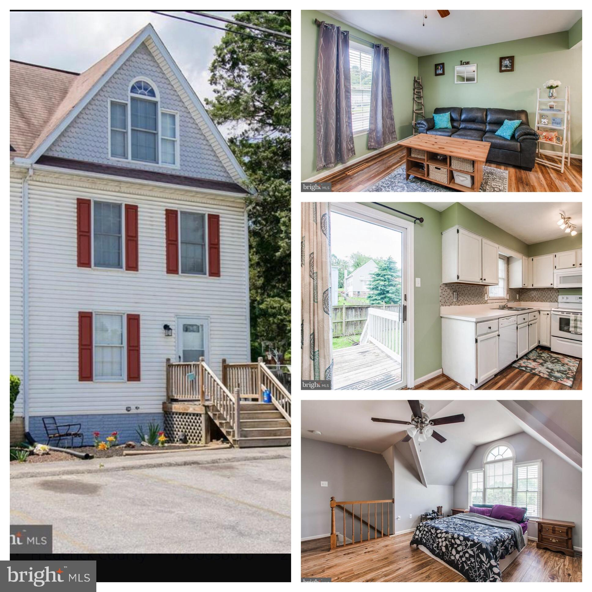 205 N 2ND STREET, WOODSBORO, MD 21798
