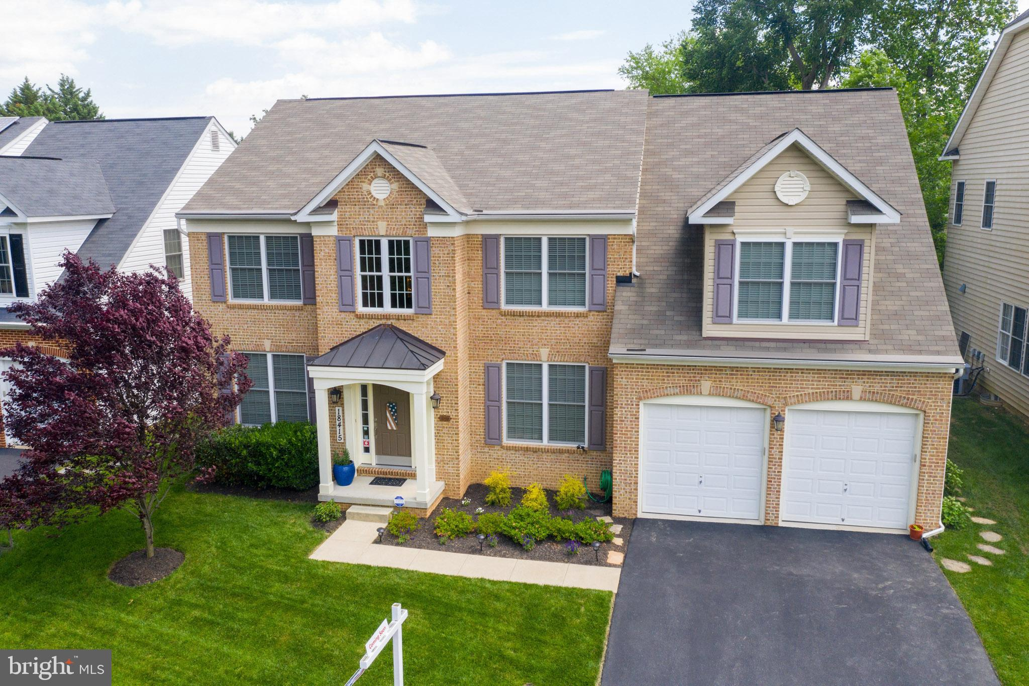 18415 FOREST CROSSING COURT, OLNEY, MD 20832