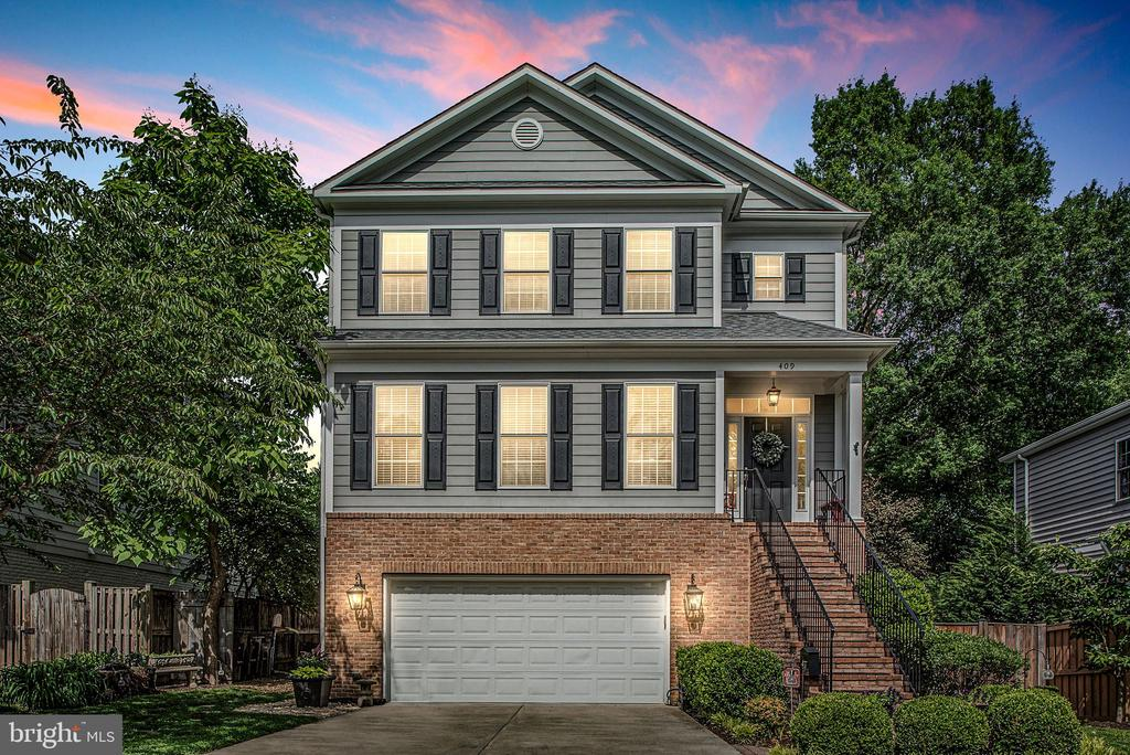 Owner/Agent.   Walk to Ballston metro, parks, schools!   Newer 5bd/4.5ba 4,300sf Bluemont home w/ many upgrades, open floor plan, in-law ste, 2-car garage, deck, patio & fenced yard.   Must see great spaces inside & out!       *** Gourmet chefs kitchen offers a built-in wall oven/microwave, separate  WOLF  range w/ hood, deep basin sink, generous cabinet storage plus walk-in pantry, white/grey granite countertops with raised serving bar, marble backsplash, and butler's pantry.    Kitchen area opens to the family room with a stacked stone gas burning fireplace.    The light-filled formal dining room easily fits a full-sized dining room table.    Upper living level features four bedrooms, three modern full baths and a laundry room with cabinet storage, granite counter and utility sink.    600-sf master suite easily fits a king set and sitting area, plus features a walk-in closet and en-suite bathroom with sep. quartz vanities, 2-person jetted tub and huge 4x6 shower with built-in bench.    Lower living level is a perfect space for play/entertaining with fully-equipped granite wet bar, fourth full bath, fifth bedroom, 2nd washer/dryer, large rec. room with walk-out as well as more storage.    Exterior upgrades include a Trex deck with stamped concrete patio under with easy access to fully fenced backyard and garden shed on side.      * Less than 1 mile to Metro, Ballston Quarter and shopping but on quiet street with ample parking plus 2-car attached garage plus 4-car driveway parking!    Steps to Arlington Forest Club, Bluemont Junction Trail AND Lubber Run Park/ new Community Center (est. 2020) with usable open spaces, playgrounds and recreation options.    Prime Bluemont neighborhood with many newer or expanded homes in close proximity and excellent schools.  Luxury + convenience + nature!     *** Clarifications from showings and open house:    * Stair core has space for elevator to all levels - entire home could be ADA accessible.    * Deck structure was designed fo