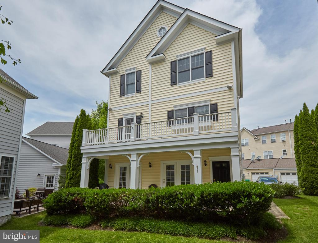471 E MARKET MEWS, Gaithersburg in MONTGOMERY County, MD 20878 Home for Sale