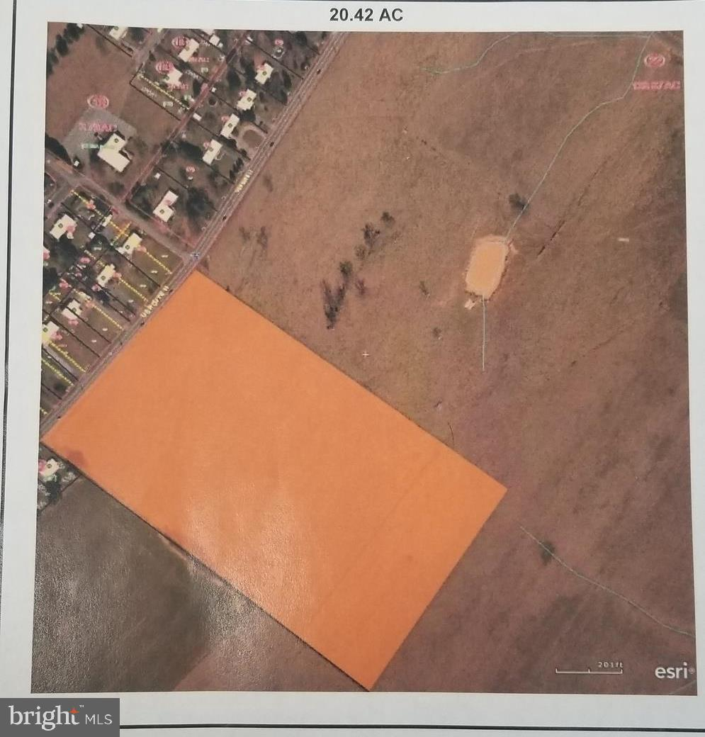 Unique opportunity to acquire 20 acres with the potential to add additional acreage. Large amount of  Route 11 frontage. Property located appr. less than a  mile of I-81 and rail access. Located near P&G, and Eastern Regional airport. Fast growing area of Berkeley County. Owner is flexible on division of 20 acres to meet your needs. No sign on property. Subject to Berkeley County planning commission approval.