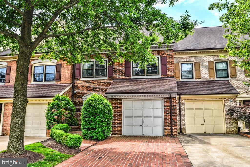 Open Sunday June 30, 2-4 pm. Price Reduced!  Location, location, location!  Just off I395 near the mixing bowl creating commuting ease to DC, Pentagon(one stop on bus line steps from the front door), Ft. Belvoir, Amazon HQ2, Old Town, metro, and airports.  One mile to the new Landmark open-air urban village to feature new residences, plazas and green spaces for community events, shops and restaurants, a 10-screen movie theater and more!   Spacious four level garage town home backing to park land.  Hardwoods under carpet on main level. Walk-out basement with wet bar great for entertaining.  Loft level with bedroom, full bath and office/storage area.  Gas heat and hot water.  Ready for your updates.  Don't have the extra cash for the updates, contact listing agent for information on renovation loans.   Estate sale, as is.