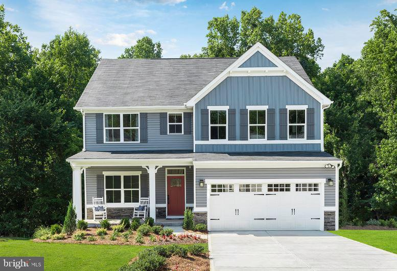 Brand new plan just released in May's Quarter and available to be built in Phase II. Closing cost assistance with use of NVR Mortgage. Photos & Floor plans may show options not included in base price. Verify with builder rep. Hours: Mon 1-6, T-F 11-6, Sat 11-5, Sun 12-5 Prices/Terms, Availability subject to change. Photos similar.