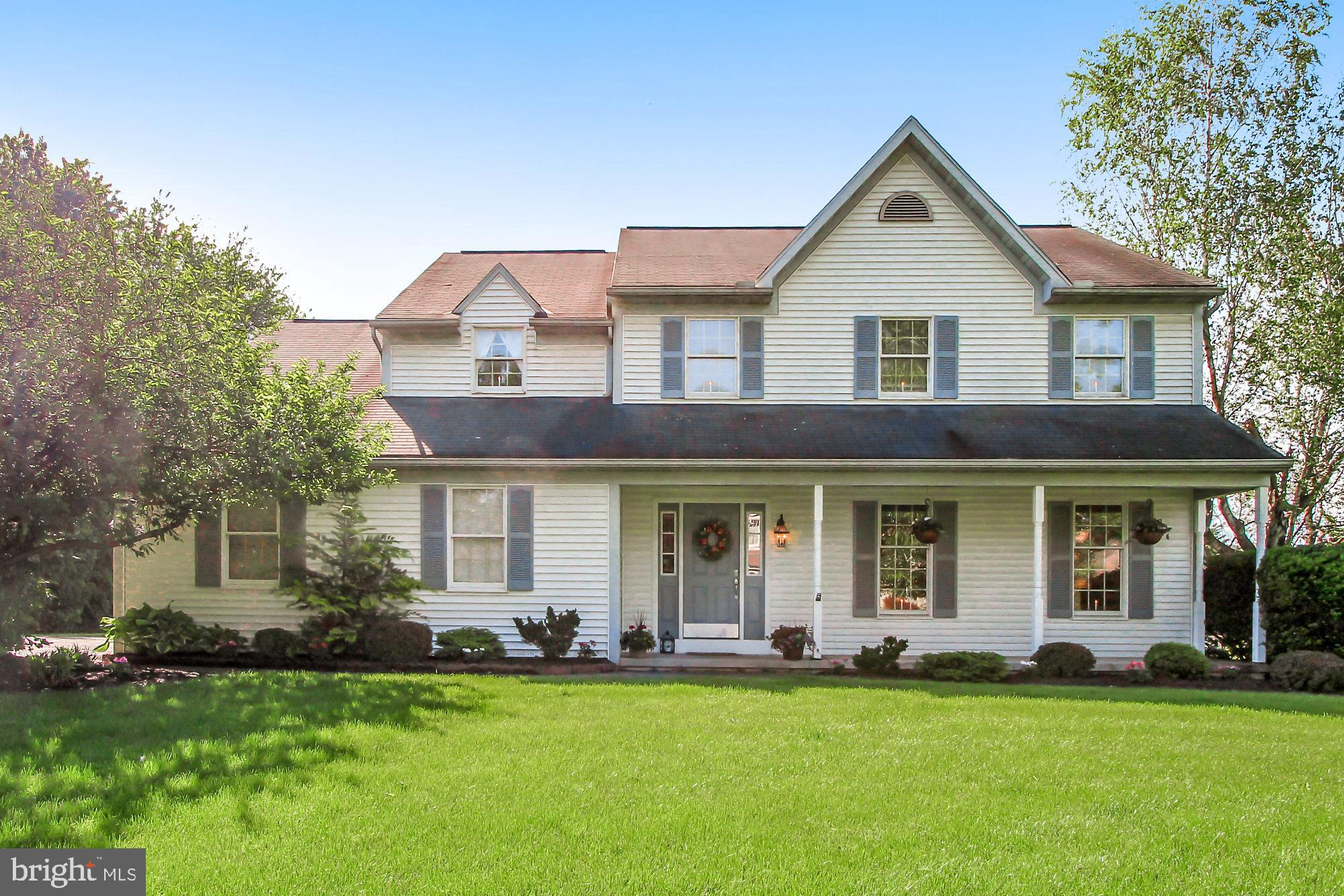 349 W WALNUT TREE DRIVE, BLANDON, PA 19510