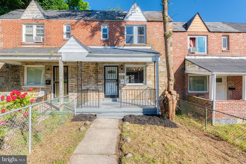 Back on Market! Buyer got cold feet day before settlement. NEWLY RENOVATED!! Beautiful 4bdrm, 2 full baths. All new stainless steel appliances, granite countertop, recessed lighting, finished basement. Conveniently located; MUST SEE!