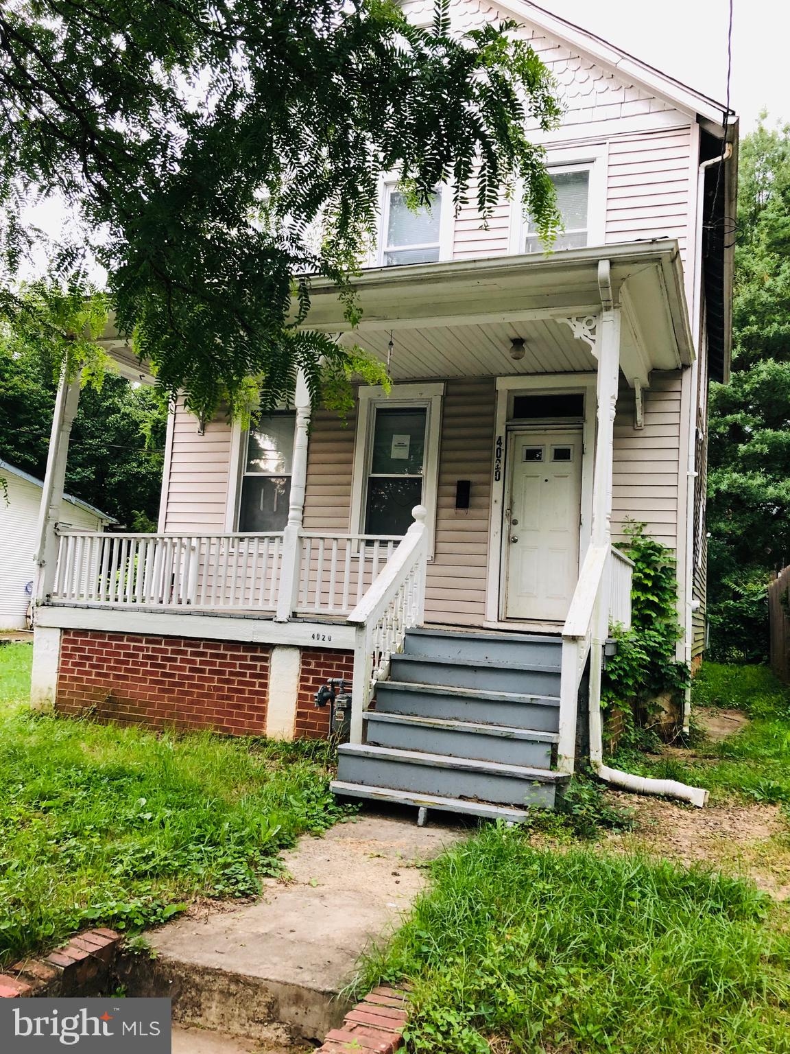 4020 35TH STREET, MOUNT RAINIER, MD 20712