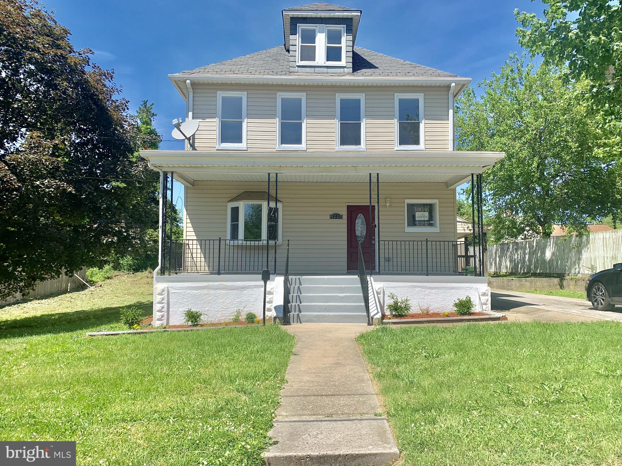 4210 BAYONNE AVENUE, BALTIMORE, MD 21206