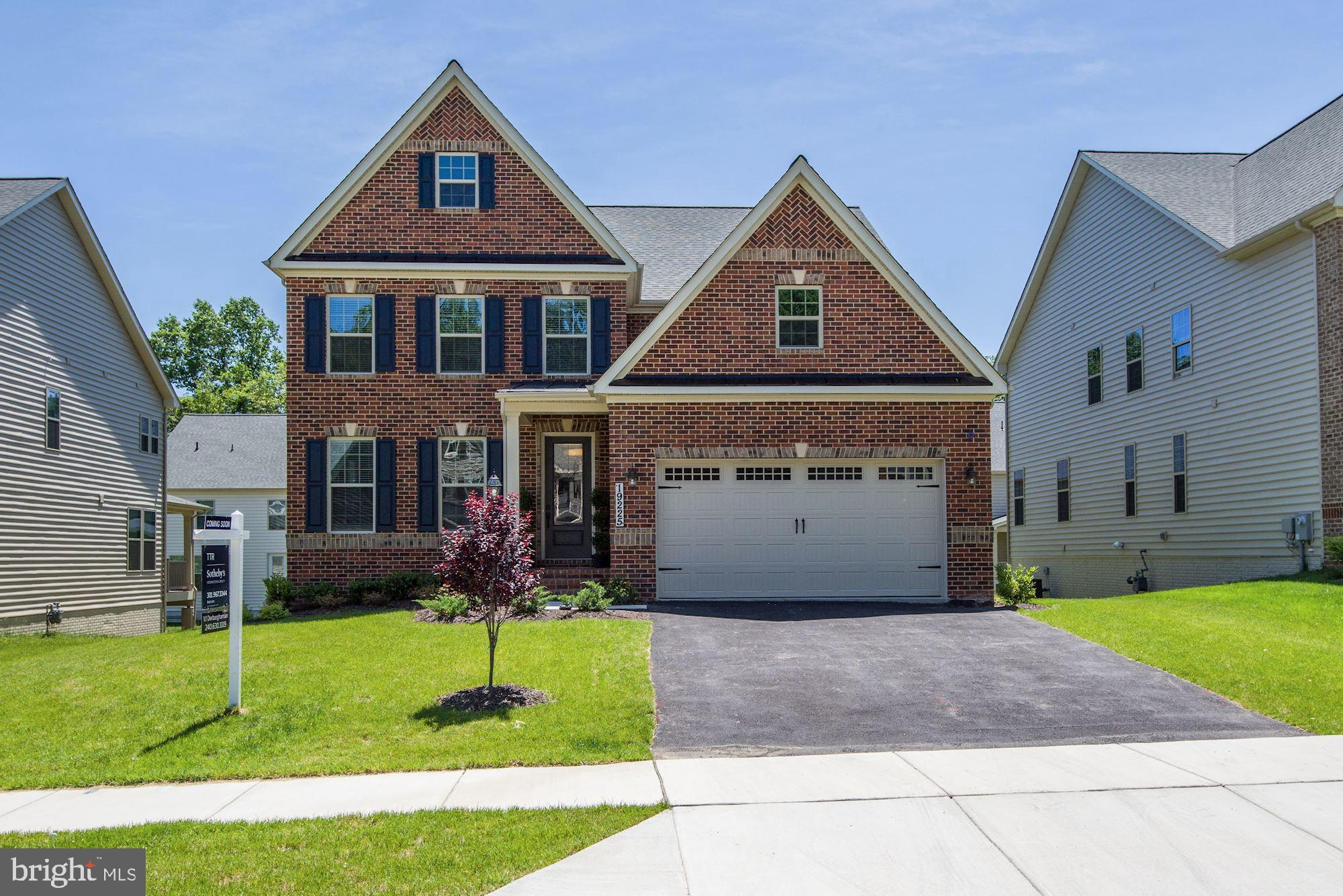 19225 ABBEY MANOR DRIVE, BROOKEVILLE, MD 20833