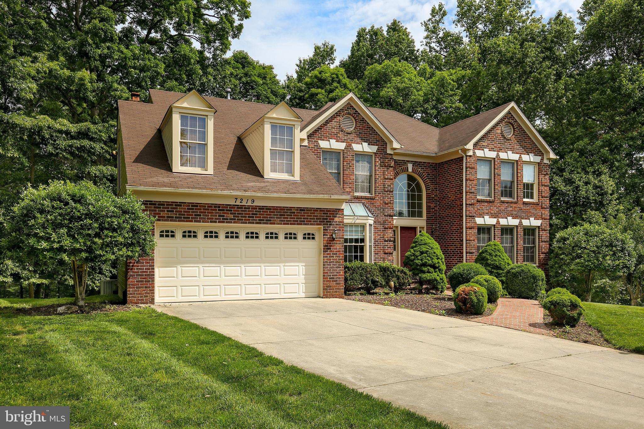 7219 OSPREY DRIVE, ROCKVILLE, MD 20855