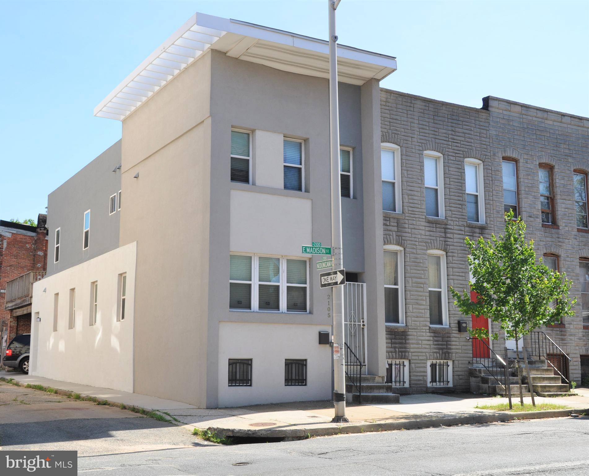 2105 E MADISON STREET, BALTIMORE, MD 21205