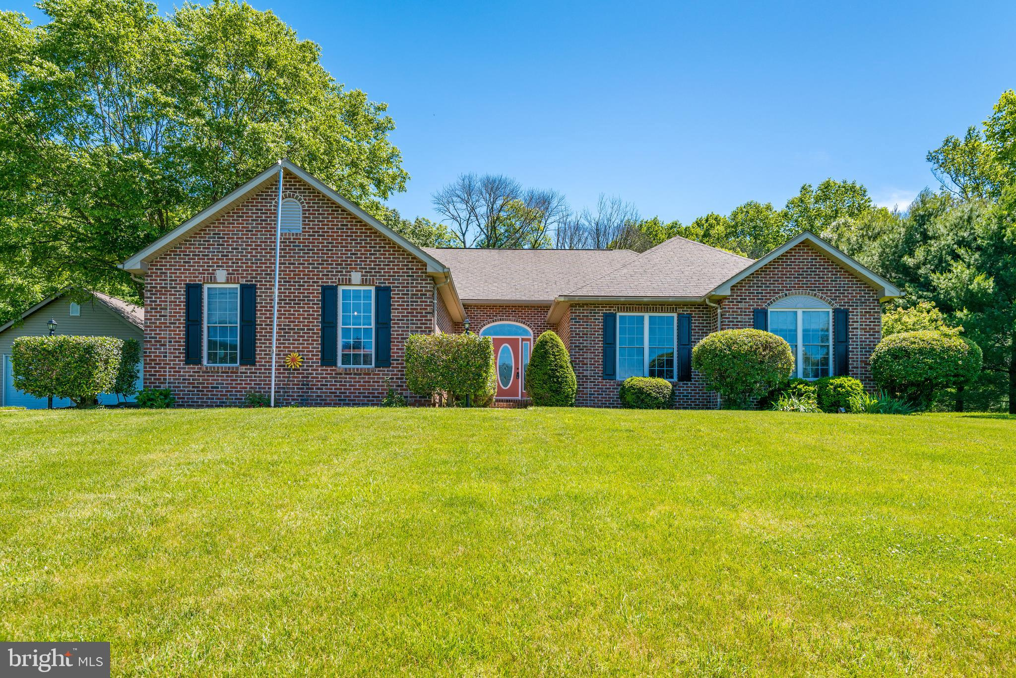 1009 ISRAEL CREEK COURT, KNOXVILLE, MD 21758