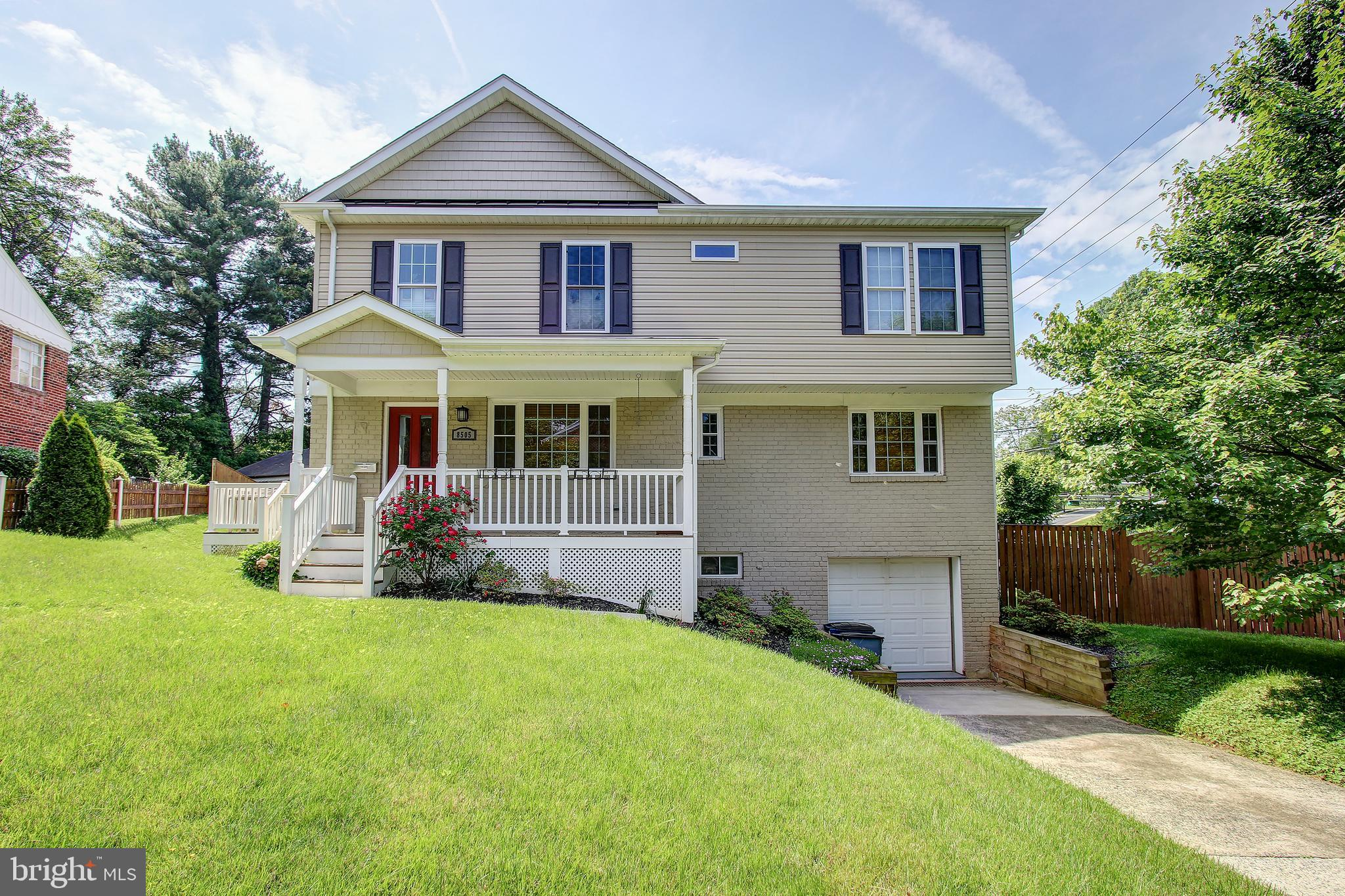 8505 MILFORD AVENUE, SILVER SPRING, MD 20910