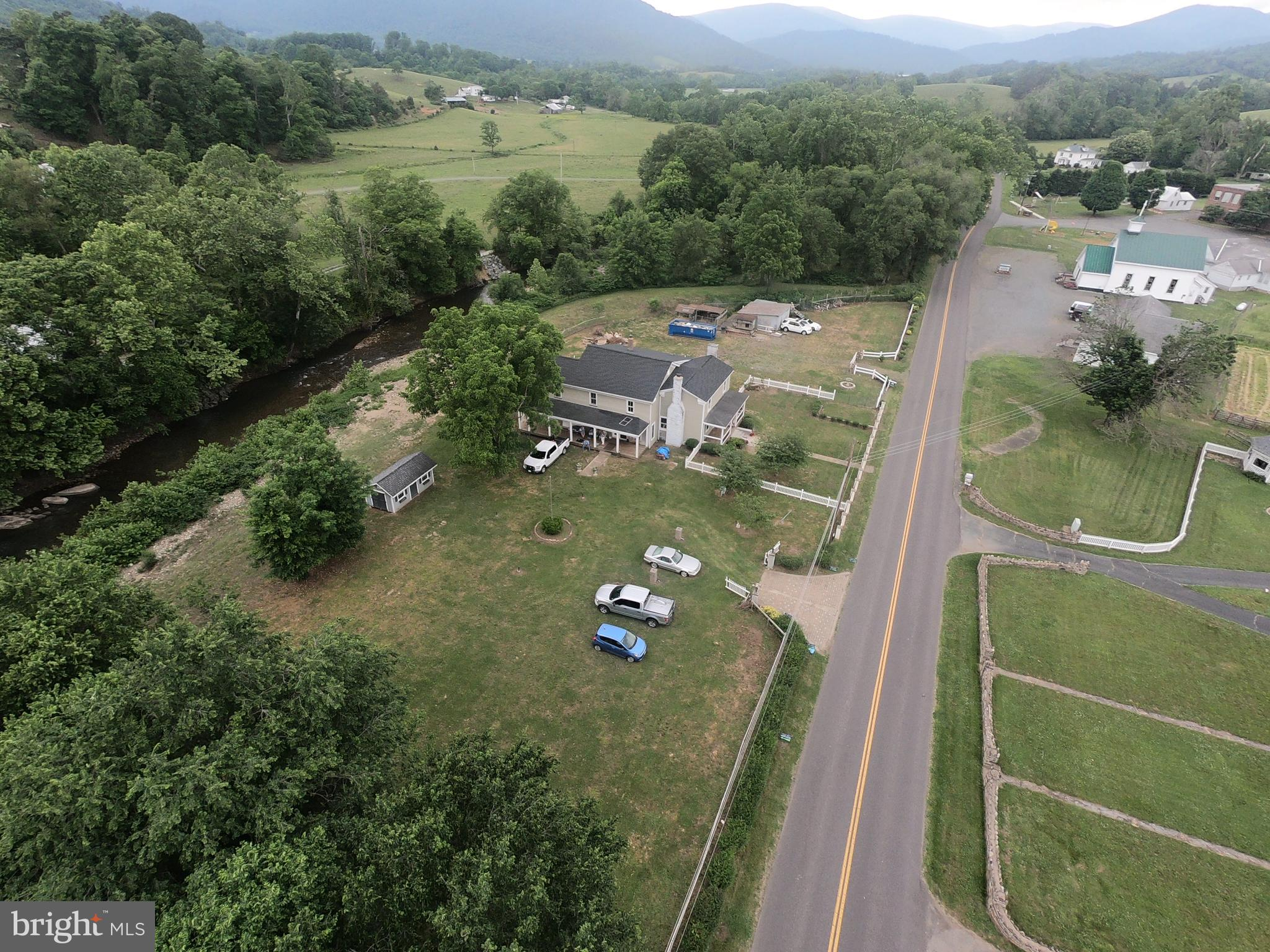 1027 OLD BLUE RIDGE TURNPIKE, MADISON, VA 22727