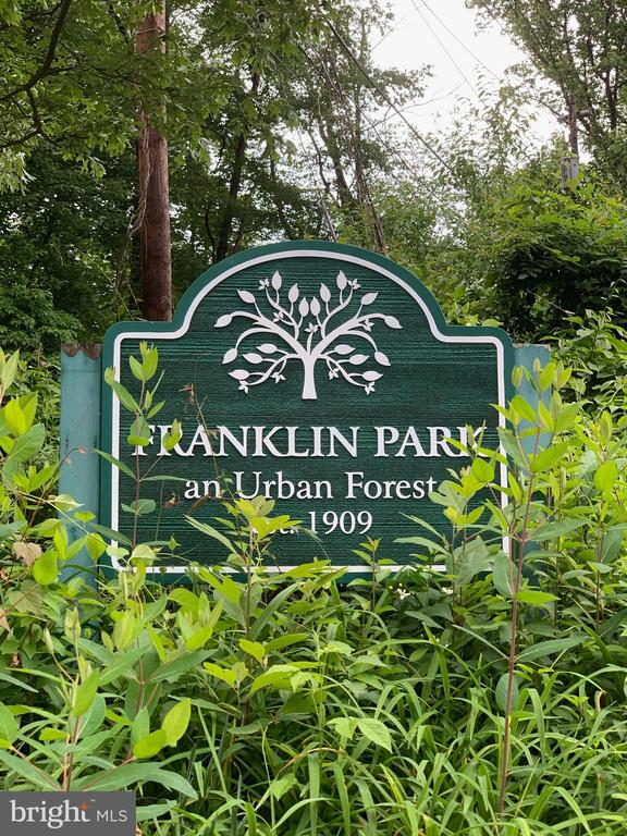 *$50K PRICE ADJUSTMENT* In beautiful Franklin Park, one of the most sought-after communities in the area, this warm & welcoming mid-century 3BR/2BA home sits privately among the relaxing shade of mature trees surrounded by the magical sounds of birds and wildlife. Featuring an owner's suite with a walk-in closet, an eat-in kitchen, a separate dining room, 2 brick wood-burning fireplaces, a finished lower level with 2 more large bedrooms, an upper level balcony, a lower level patio & expansive, bright windows throughout, this home is a natural oasis, an inviting canvas just waiting for you to paint your masterpiece. Located in the desirable McLean High School pyramid, close to the Chesterbrook shops in McLean & the Lee-Harrison shops in Arlington, in addition to the numerous parks in the area and less than 2 miles from the East Falls Church metro, this is truly a one-of-a-kind opportunity among the friendly rolling hills of Franklin Park.