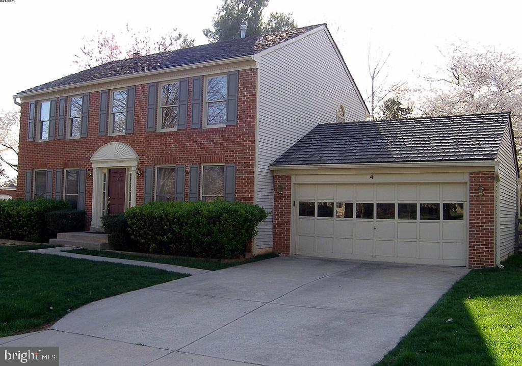 4 RED GRANITE COURT, GAITHERSBURG, MD 20877